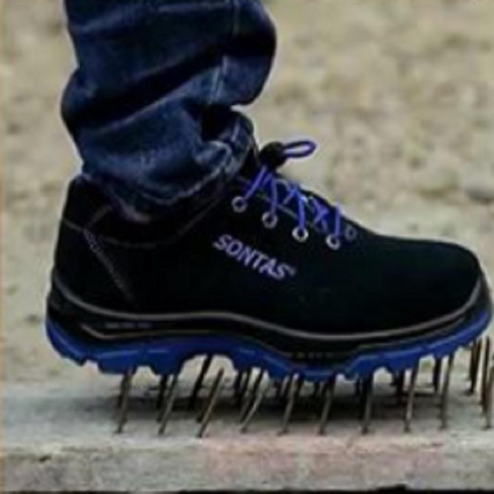 Giày bảo hộ lao động siêu nhẹ Sontas