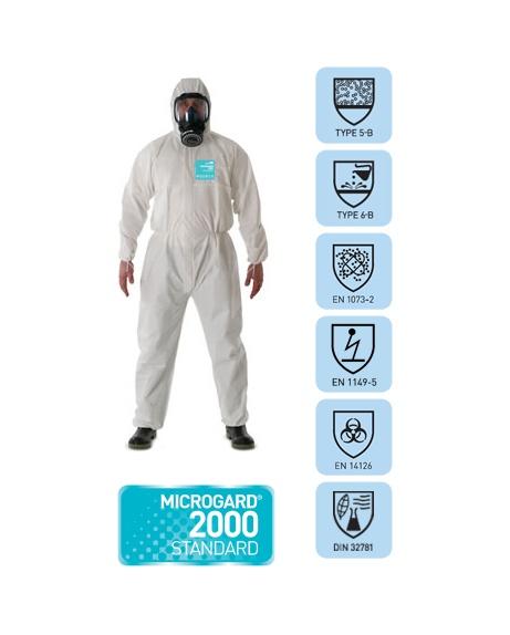 Top 3 mẫu quần áo bảo hộ chống độc tốt hiện nay