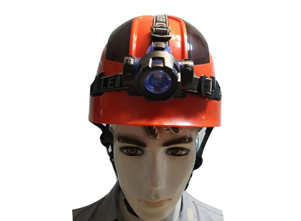 Những lợi ích khi sử dụng mũ bảo hộ có đèn trong lao động