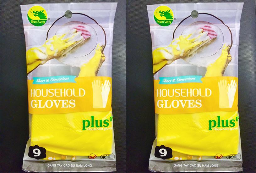 Găng tay bảo hộ chống nước làm từ cao su
