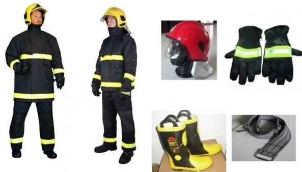 Quần áo bảo hộ chịu nhiệt chống nóng tốt nhất hiện nay