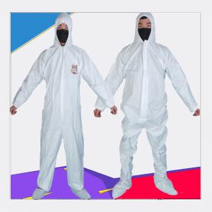 Quần áo bảo hộ dùng 1 lần chất lượng cao chống dịch hiệu quả