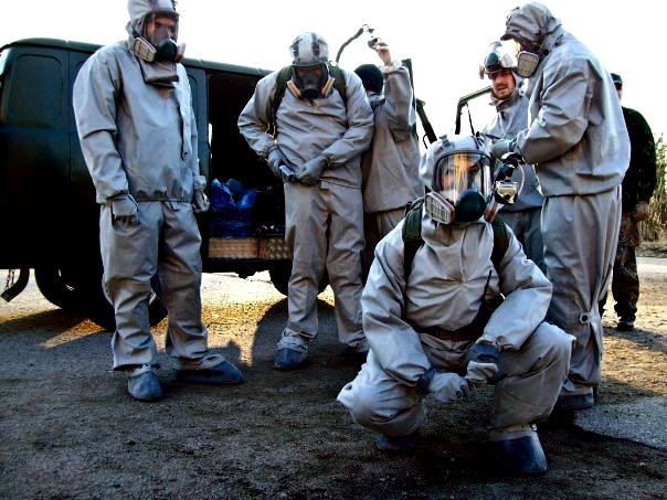 Quần áo bảo hộ phóng xạ chất lượng bảo vệ sức khỏe tốt nhất