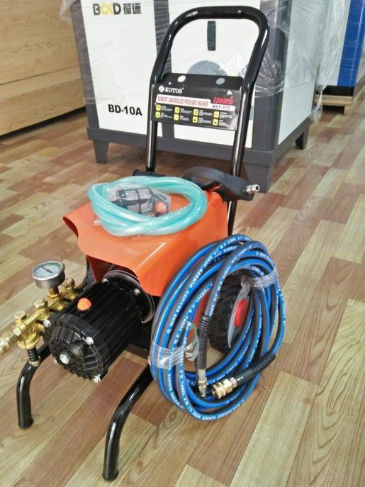 Các mẫu máy rửa xe cao áp tốt nhất trên thị trường hiện nay