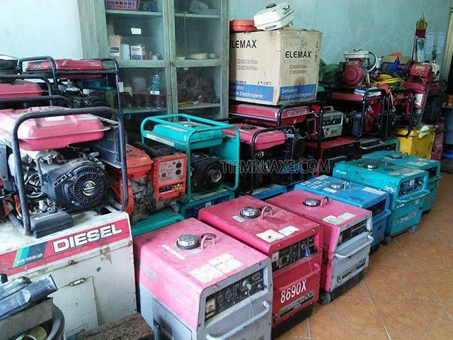 Những lưu ý khi mua máy phát điện gia đình CHUẨN nhất