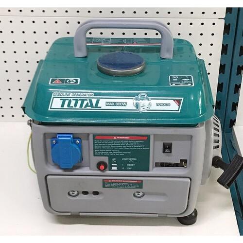 Máy phát điện động cơ xăng Total TP18001